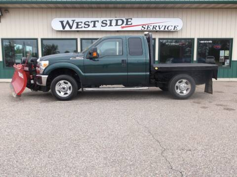 2011 Ford F-250 Super Duty for sale at West Side Service in Auburndale WI