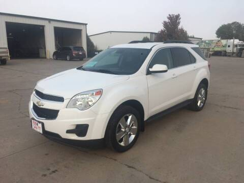 2013 Chevrolet Equinox for sale at More 4 Less Auto in Sioux Falls SD