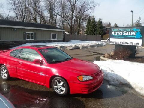 1999 Pontiac Grand Am for sale at Lake Michigan Auto Sales & Detailing in Allendale MI