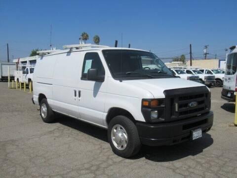 2012 Ford E-Series Cargo for sale at Atlantis Auto Sales in La Puente CA
