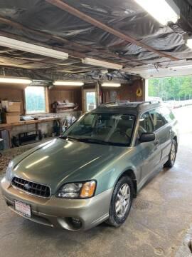 2003 Subaru Outback for sale at Lavictoire Auto Sales in West Rutland VT