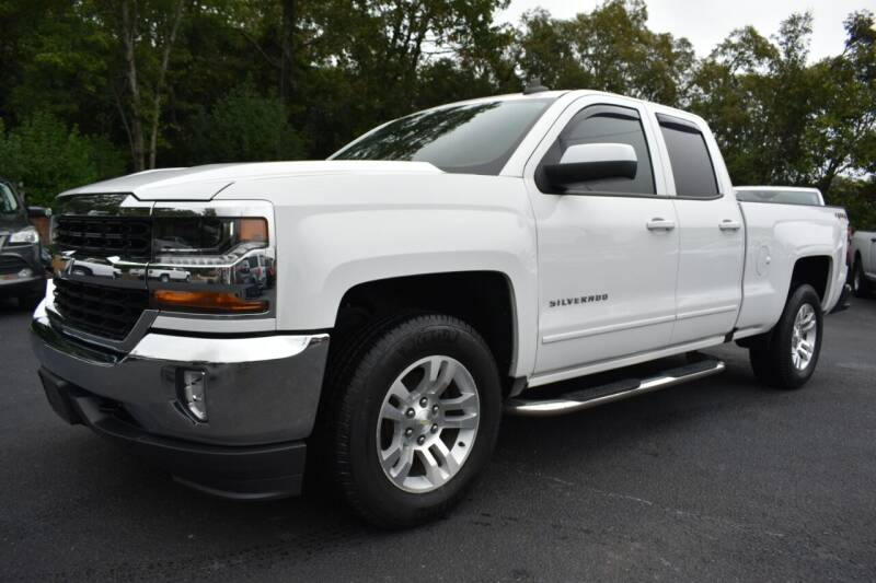 2017 Chevrolet Silverado 1500 for sale at Apex Car & Truck Sales in Apex NC