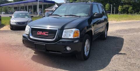 2005 GMC Envoy for sale at AUTO OUTLET in Taunton MA
