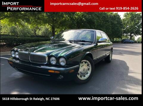 2000 Jaguar XJ-Series for sale at Import Performance Sales in Raleigh NC