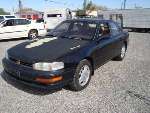 1993 Toyota Camry for sale at One Community Auto LLC in Albuquerque NM