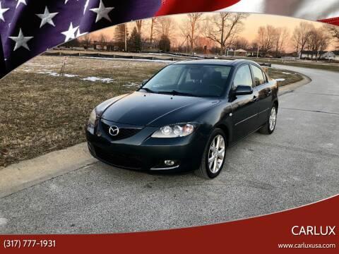 2008 Mazda MAZDA3 for sale at CARLUX in Fortville IN