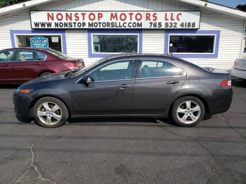 2010 Acura TSX for sale at Nonstop Motors in Indianapolis IN