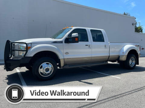 2012 Ford F-450 Super Duty for sale at GREENWISE MOTORS in Melbourne FL