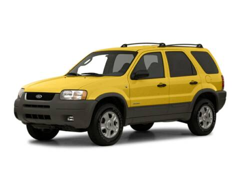 2001 Ford Escape for sale at Sundance Chevrolet in Grand Ledge MI