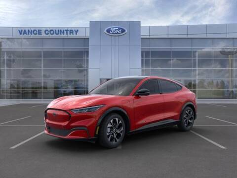 2021 Ford Mustang Mach-E for sale at Vance Fleet Services in Guthrie OK