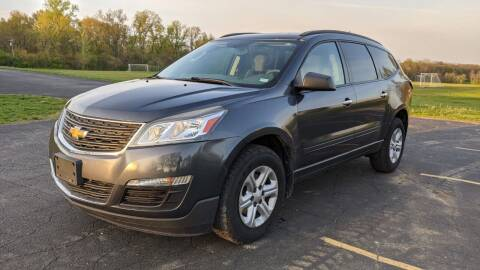 2014 Chevrolet Traverse for sale at Old Monroe Auto in Old Monroe MO