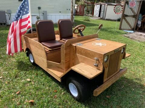 2017 Golf cart Golf cart for sale at BIG BOY DIESELS in Ft Lauderdale FL