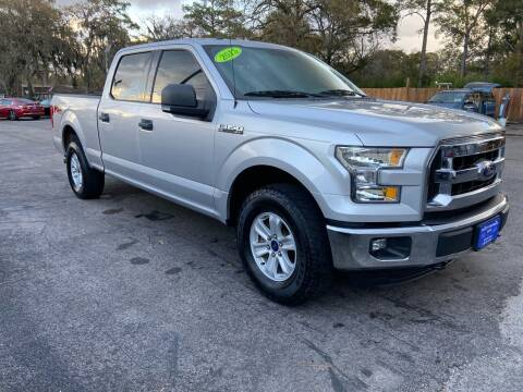 2015 Ford F-150 for sale at QUALITY PREOWNED AUTO in Houston TX