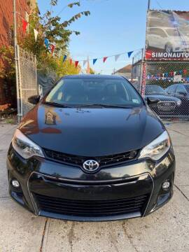 2015 Toyota Corolla for sale at Simon Auto Group in Newark NJ