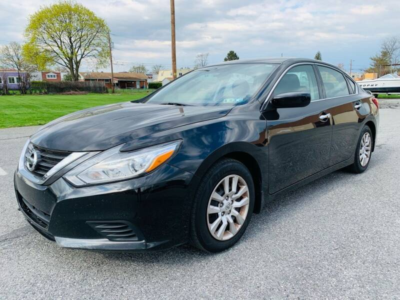 2017 Nissan Altima for sale at Capri Auto Works in Allentown PA