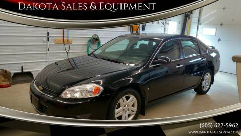 2007 Chevrolet Impala for sale at Dakota Sales & Equipment in Arlington SD