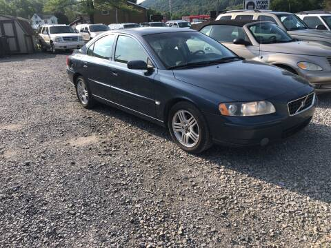 2005 Volvo S60 for sale at DOUG'S USED CARS in East Freedom PA