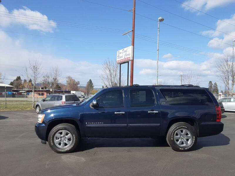 2008 Chevrolet Suburban for sale at New Deal Used Cars in Spokane Valley WA