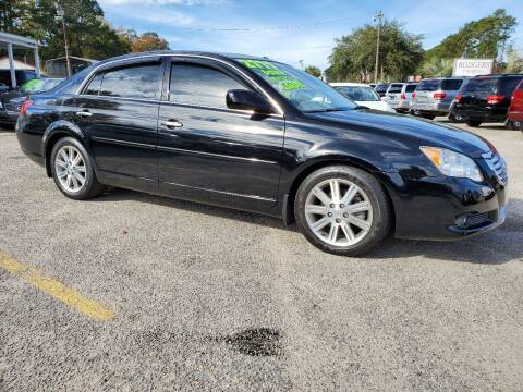 2008 Toyota Avalon for sale at Rodgers Enterprises in North Charleston SC