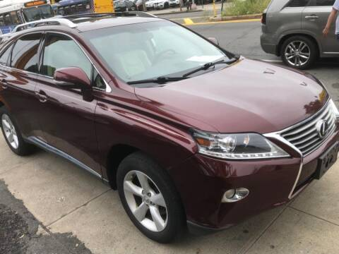 2013 Lexus RX 350 for sale at Sylhet Motors in Jamaica NY