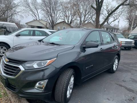 2018 Chevrolet Equinox for sale at Capital Mo Auto Finance in Kansas City MO