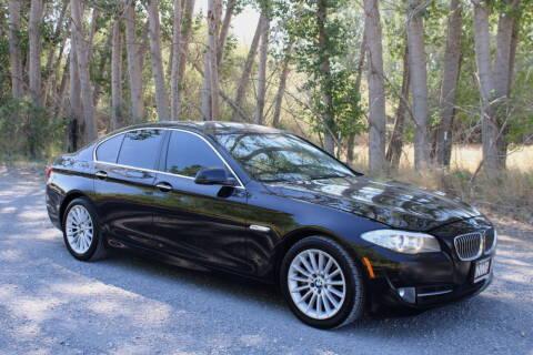 2013 BMW 5 Series for sale at Northwest Premier Auto Sales in West Richland WA