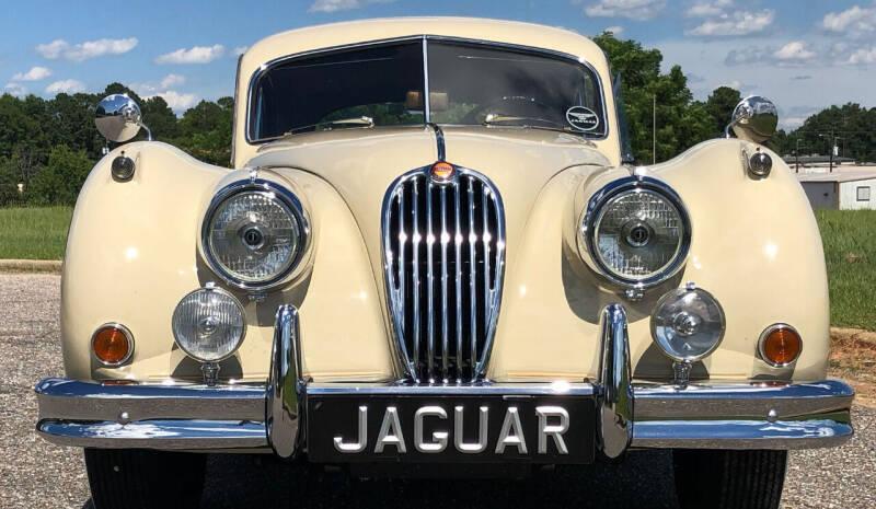1957 Jaguar XK for sale in Montgomery, AL