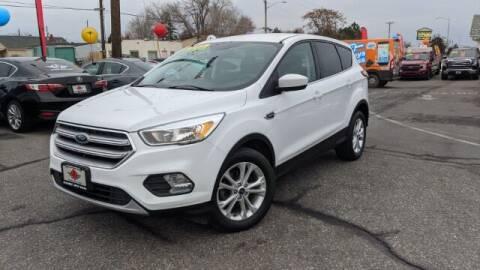 2017 Ford Escape for sale at Alvarez Auto Sales in Kennewick WA
