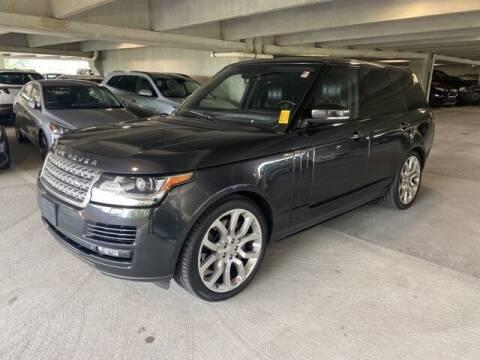 2014 Land Rover Range Rover for sale at Southern Auto Solutions-Jim Ellis Hyundai in Marietta GA