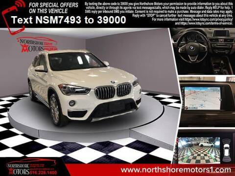 2017 BMW X1 for sale at Sunrise Auto Outlet in Amityville NY