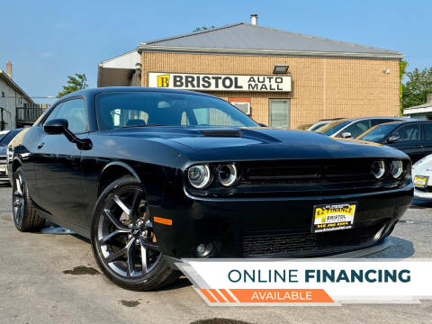 2019 Dodge Challenger for sale at Bristol Auto Mall in Levittown PA