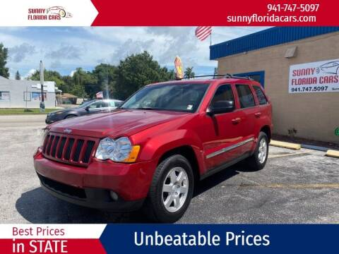 2010 Jeep Grand Cherokee for sale at Sunny Florida Cars in Bradenton FL