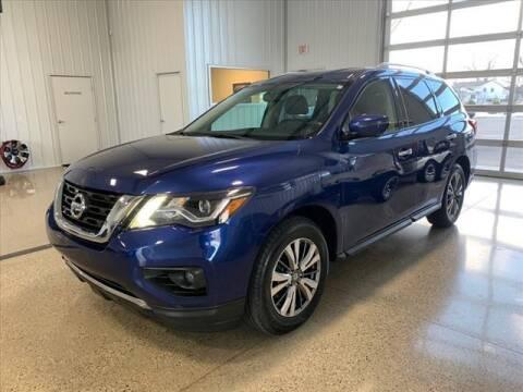2018 Nissan Pathfinder for sale at PRINCE MOTORS in Hudsonville MI