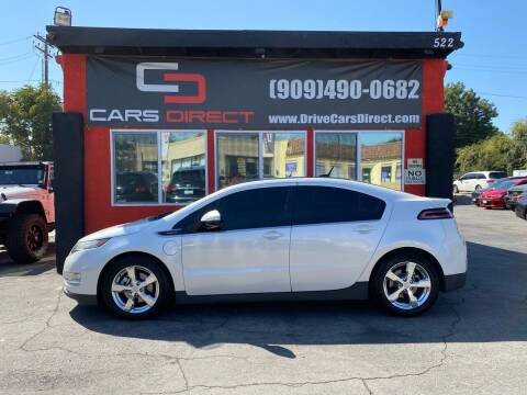 2011 Chevrolet Volt for sale at Cars Direct in Ontario CA