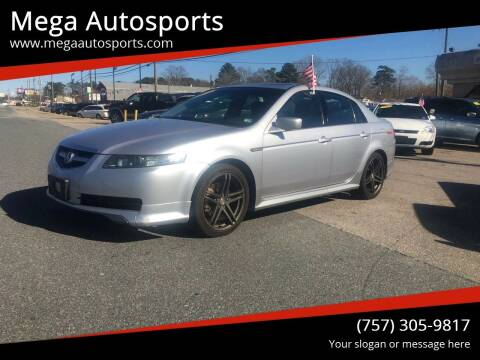 2004 Acura TL for sale at Mega Autosports in Chesapeake VA