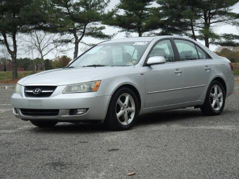 2007 Hyundai Sonata for sale at My Car Auto Sales in Lakewood NJ