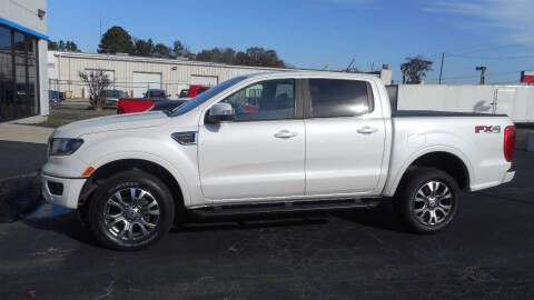 2019 Ford Ranger for sale at Classic Connections in Greenville NC