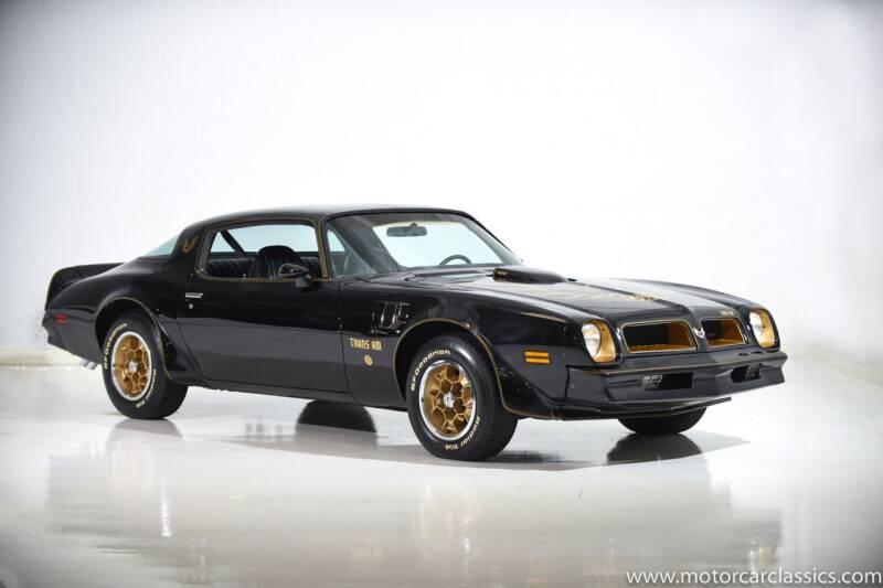 1976 Pontiac Firebird for sale at Motorcar Classics in Farmingdale NY