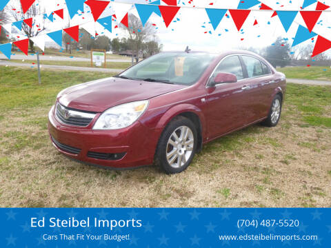 2009 Saturn Aura for sale at Ed Steibel Imports in Shelby NC
