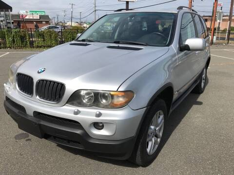 2004 BMW X5 for sale at MAGIC AUTO SALES in Little Ferry NJ
