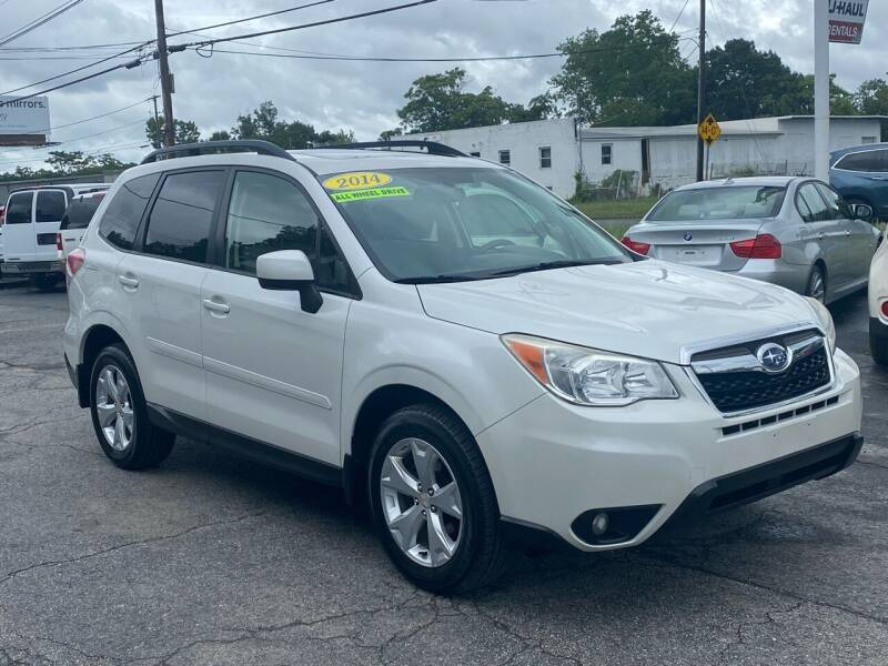 2014 Subaru Forester for sale in Worcester, MA