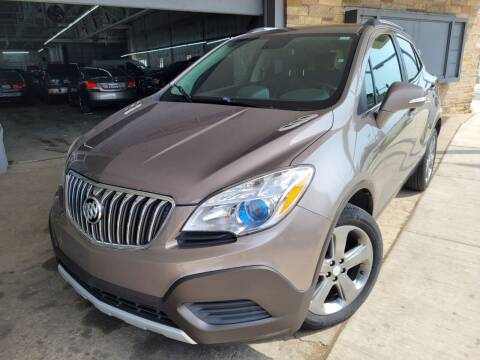 2014 Buick Encore for sale at Car Planet Inc. in Milwaukee WI