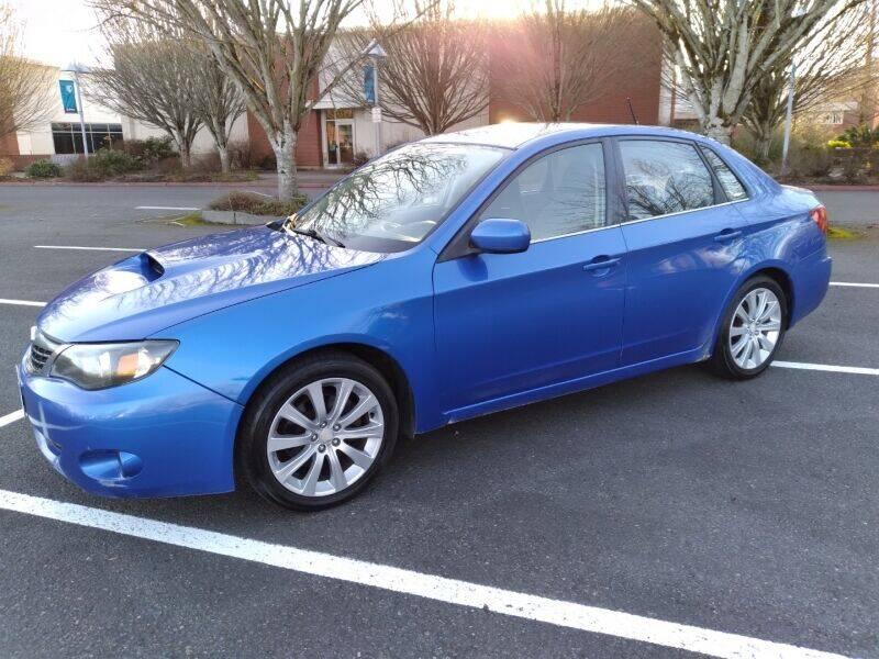 2008 Subaru Impreza for sale at Cars & Trailers in Portland OR