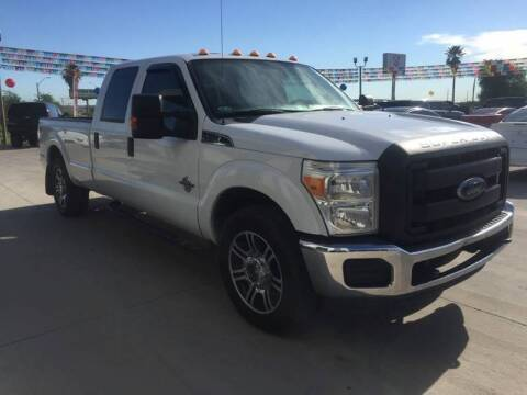2012 Ford F-350 Super Duty for sale at A & V MOTORS in Hidalgo TX