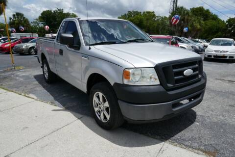 2006 Ford F-150 for sale at J Linn Motors in Clearwater FL