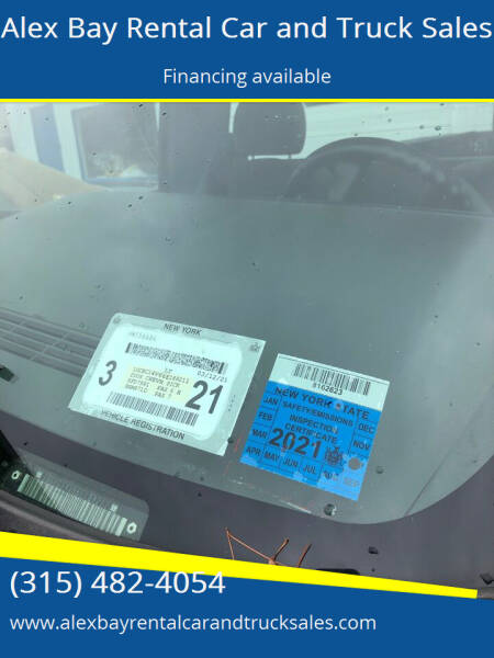 2006 Chevrolet Silverado 1500 for sale at Alex Bay Rental Car and Truck Sales in Alexandria Bay NY