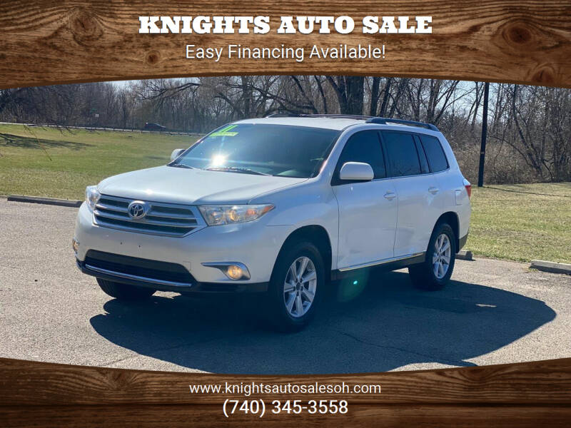 2011 Toyota Highlander for sale at Knights Auto Sale in Newark OH