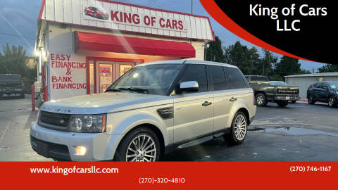 2010 Land Rover Range Rover Sport for sale at King of Cars LLC in Bowling Green KY
