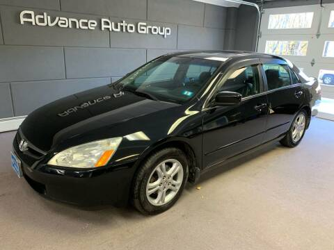 2007 Honda Accord for sale at Advance Auto Group, LLC in Chichester NH