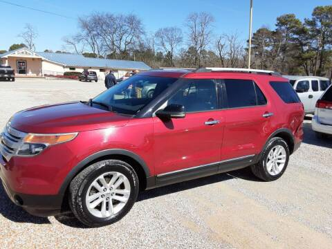 2013 Ford Explorer for sale at Space & Rocket Auto Sales in Hazel Green AL